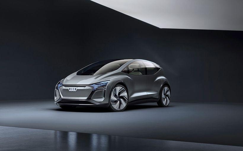 Chasing Audi's AI:ME