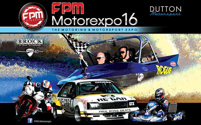 FPM Motorexpo 2016 - Discount Ticket Offer