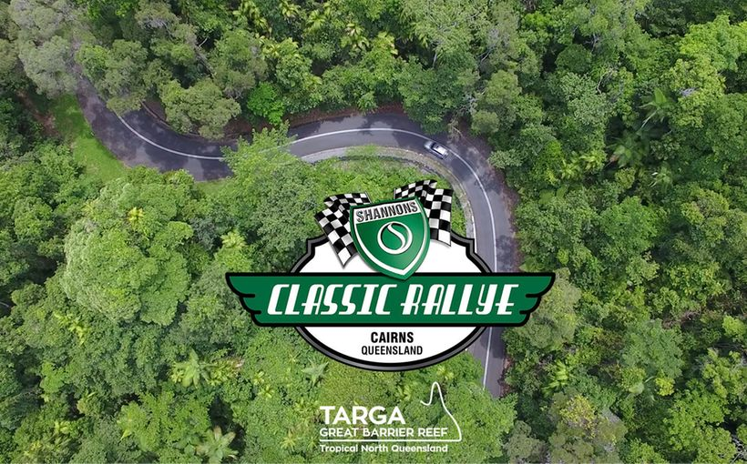 Shannons Classic Rallye Tour 2019