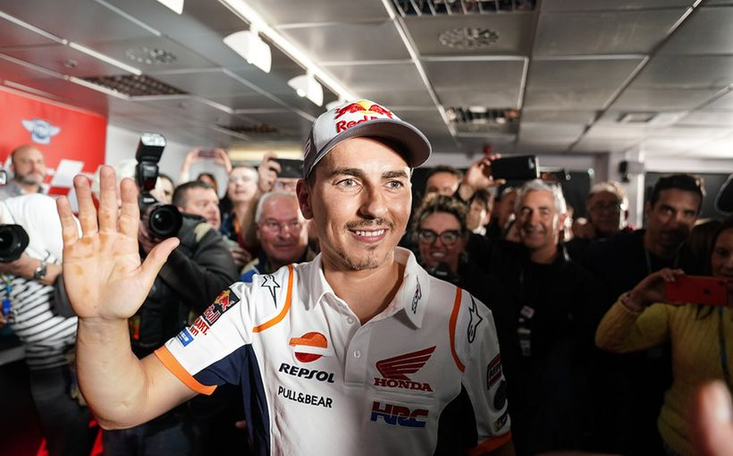 Jorge Lorenzo Retires from MotoGP Racing Saying Goodbye After 17 Years