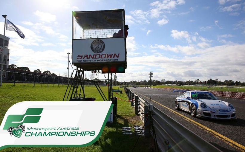 Sandown to Host Shannons Motorsport Australia Festival: 12-13 December