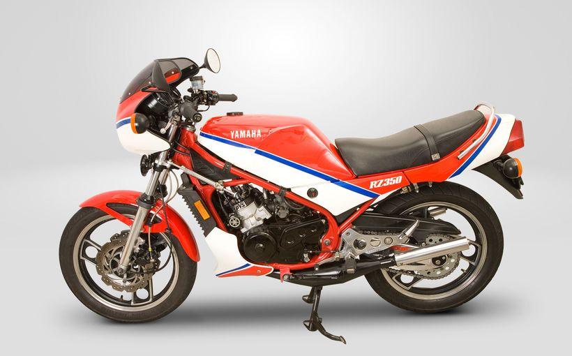 Yamaha RZ350: RZinger