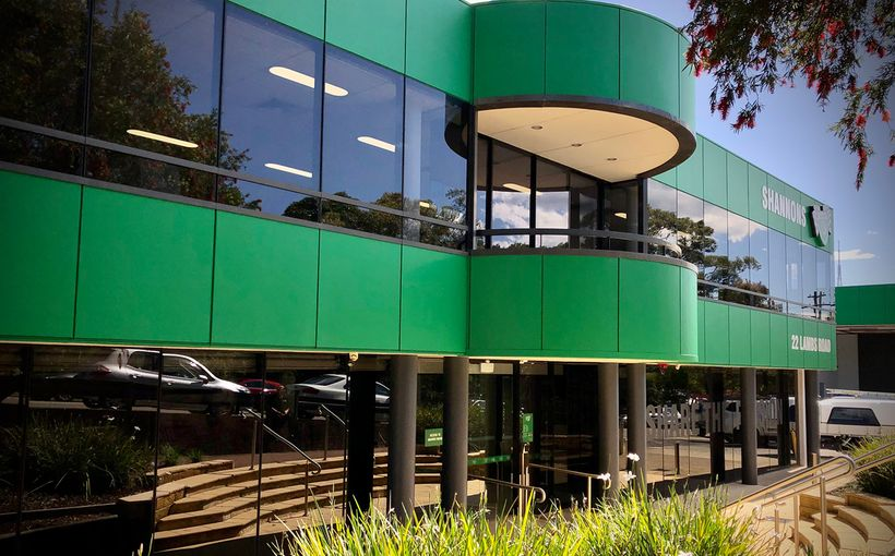 Shannons Sydney moves into new stand-alone HQ