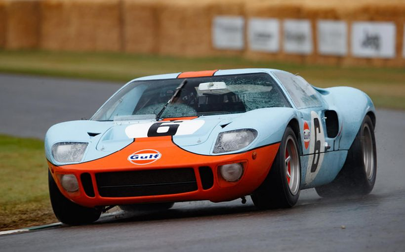 Ford GT40: The epitome of Total Performance