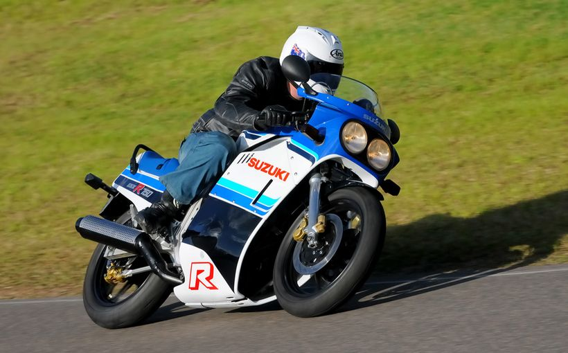 1985 Suzuki GSX-R750F: REVOLUTIONARY, Part 2
