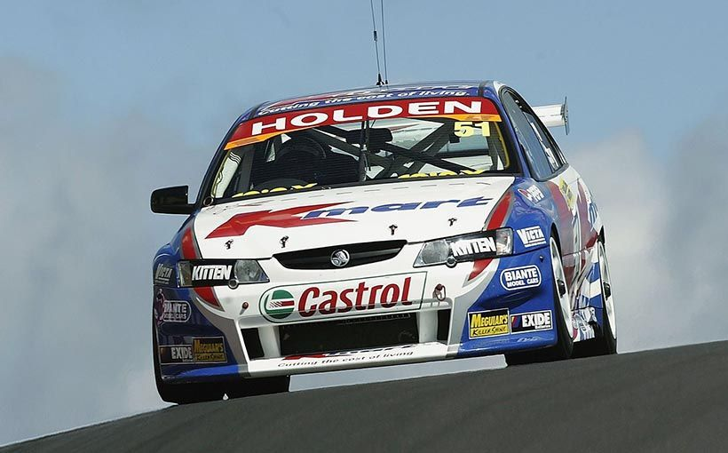 VY-VZ Commodore: the 'Falcodore' blueprint for Bathurst success