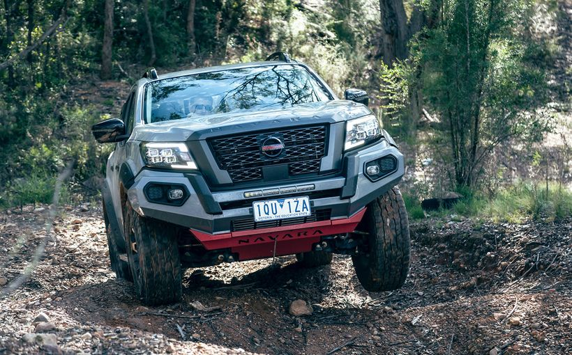 Nissan hands its updated Navara over to Premcar for another Warrior workover