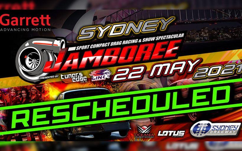 Sydney Jamboree Sport Compact Drag Racing & Show Spectacular