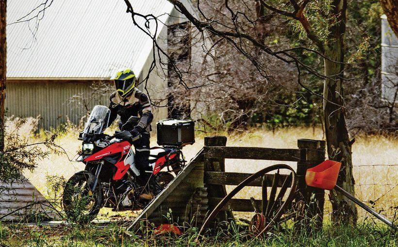 Suzuki V-Strom 1050 XT: Journeyman