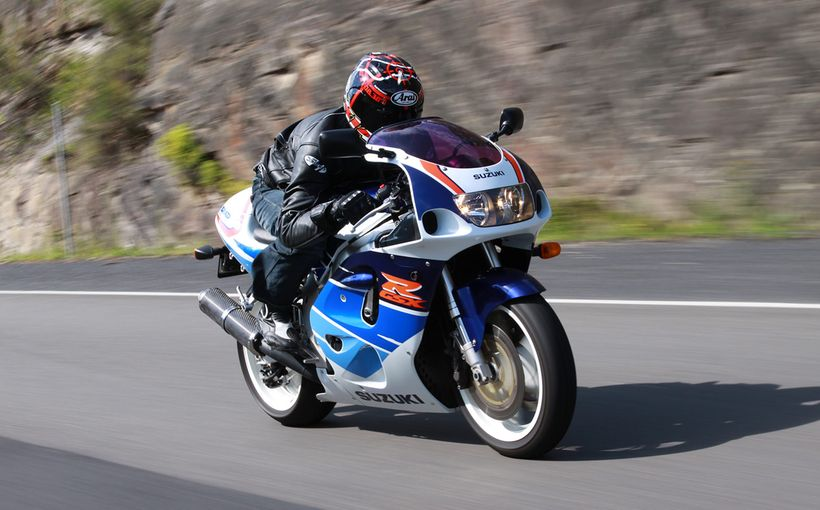 Suzuki GSX-R750T: Built to Win