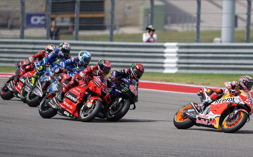 King Of COTA = Marc Marquez Wins His First Race In 2021!