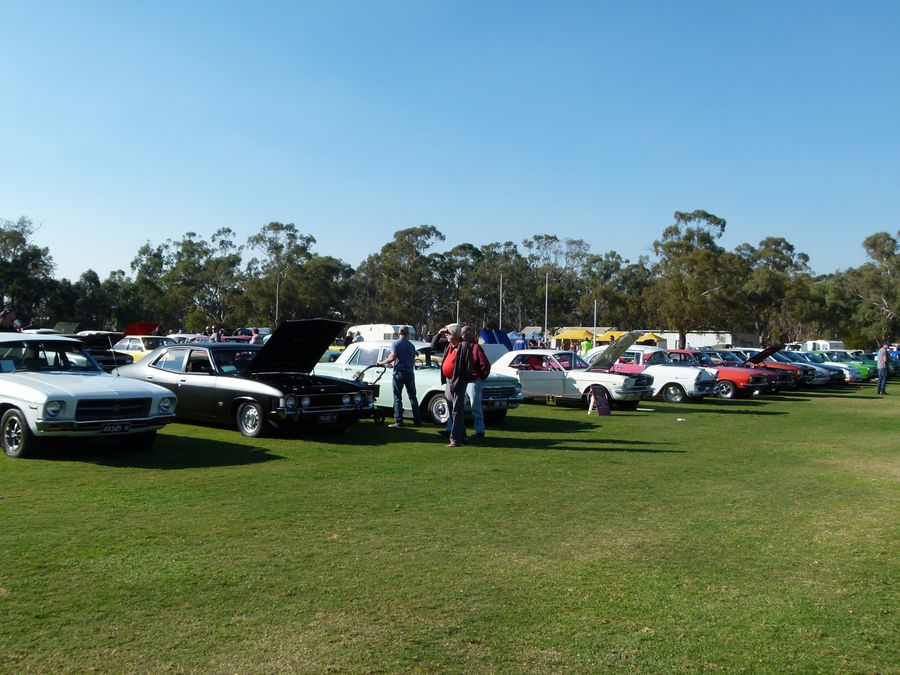 TJ's IGA Rotary Show and Shine and Swap Meet - Shannons Club
