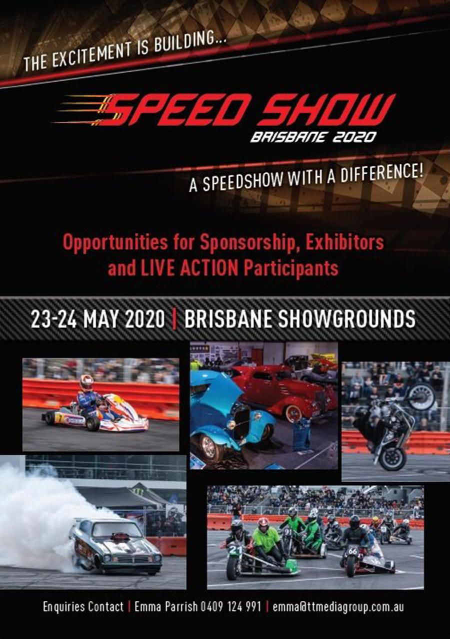 SPEED SHOW Brisbane 2021