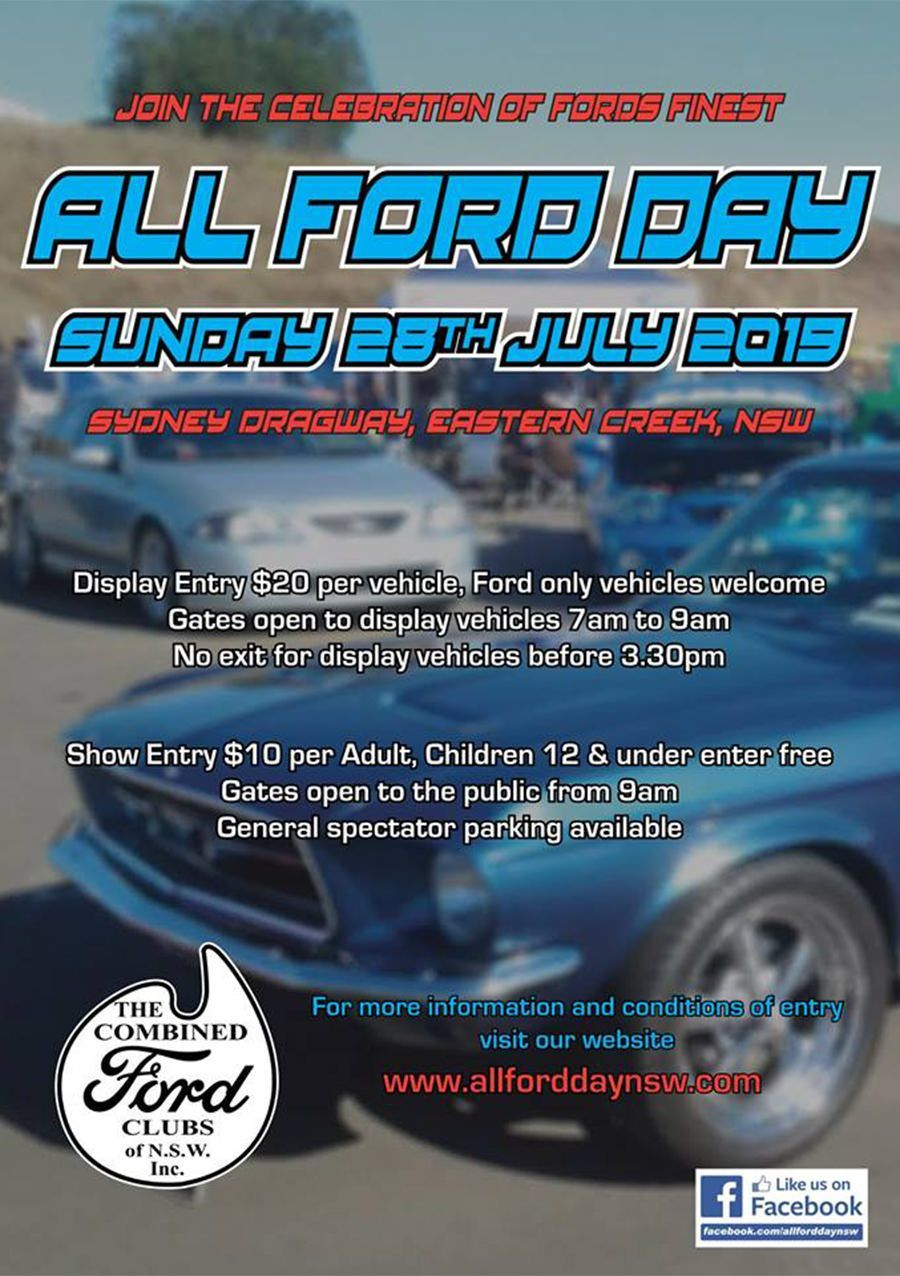 All Ford Day 2019