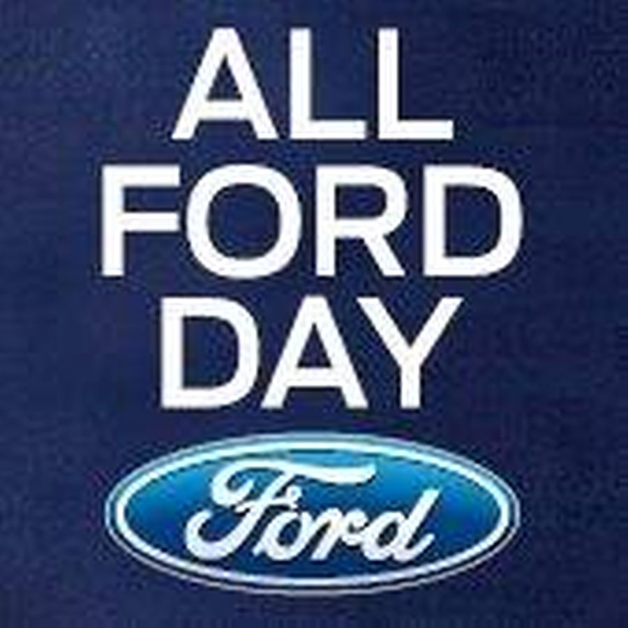 All Ford Day - Geelong