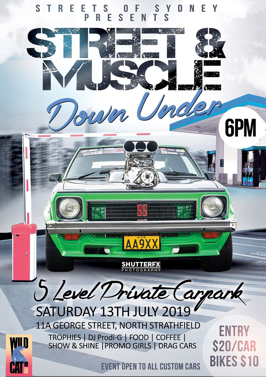 Street & Muscle Cars Down Under
