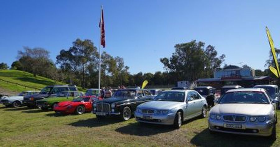2016 Rover Owners Annual Display Day