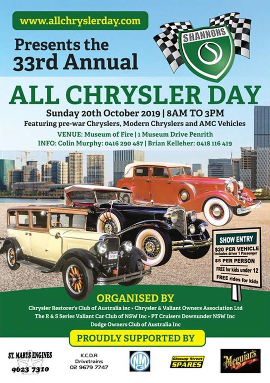 All Chrysler Day