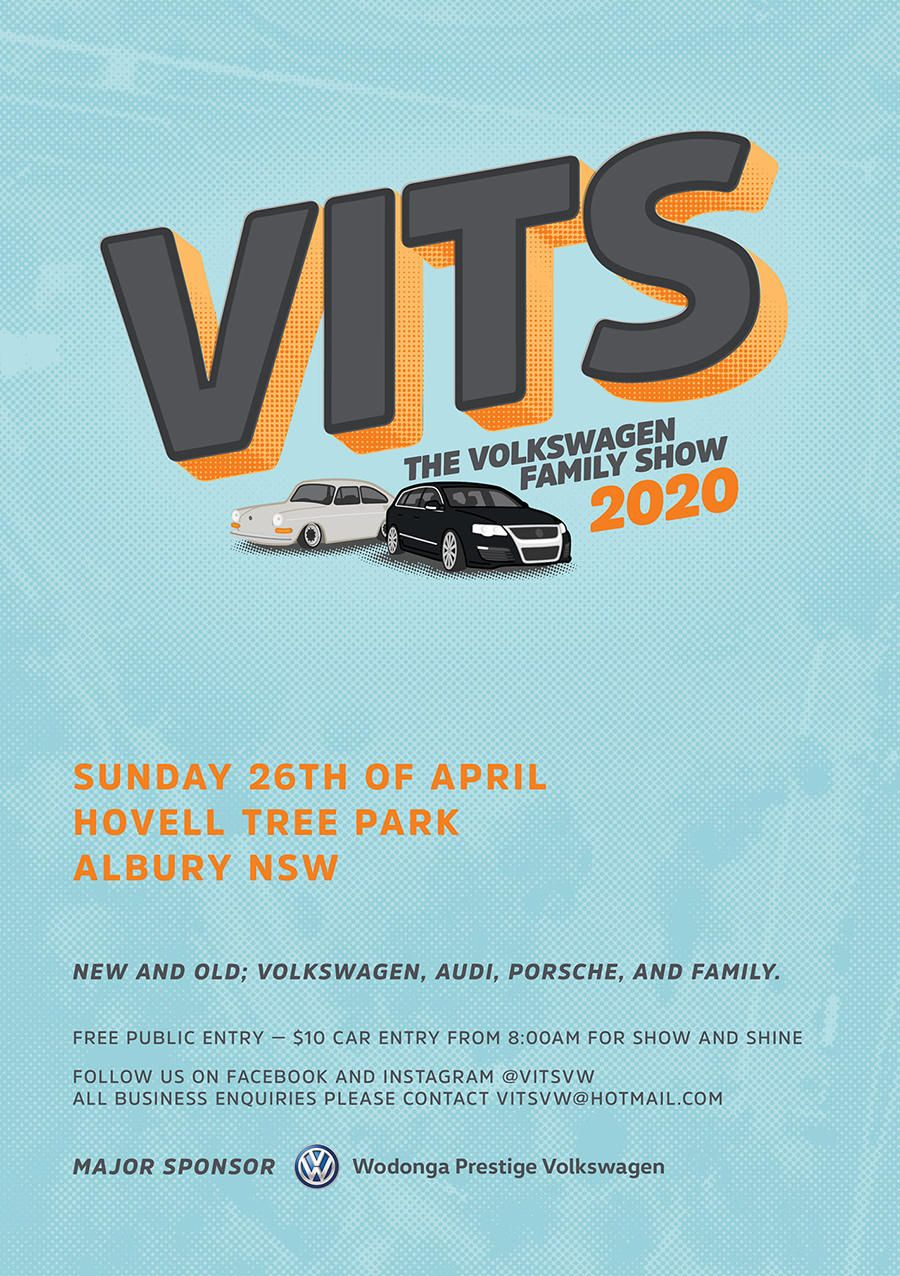 ******CANCELLED *******VITS - The Volkswagens Family Show