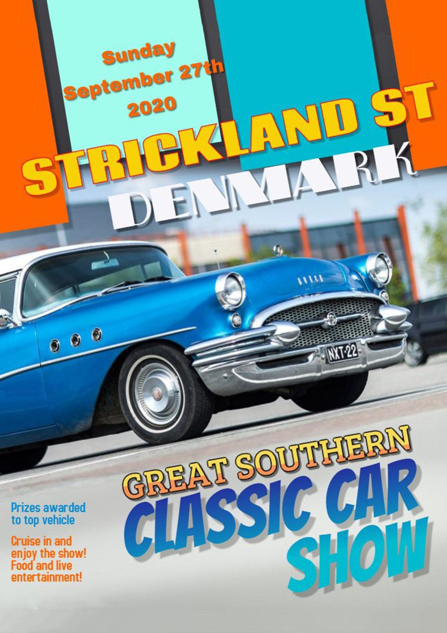 Great Southern Classic Car Show