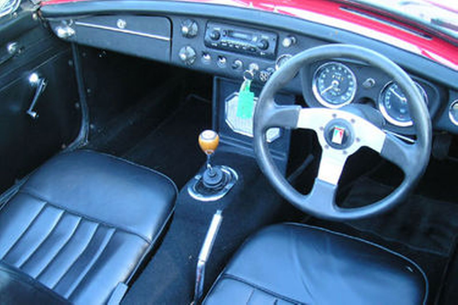 MGB Mk1 Roadster