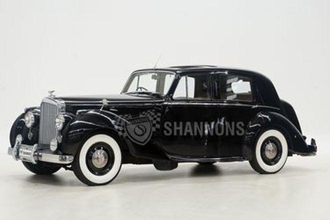 Bentley MkVI 41/4 Saloon
