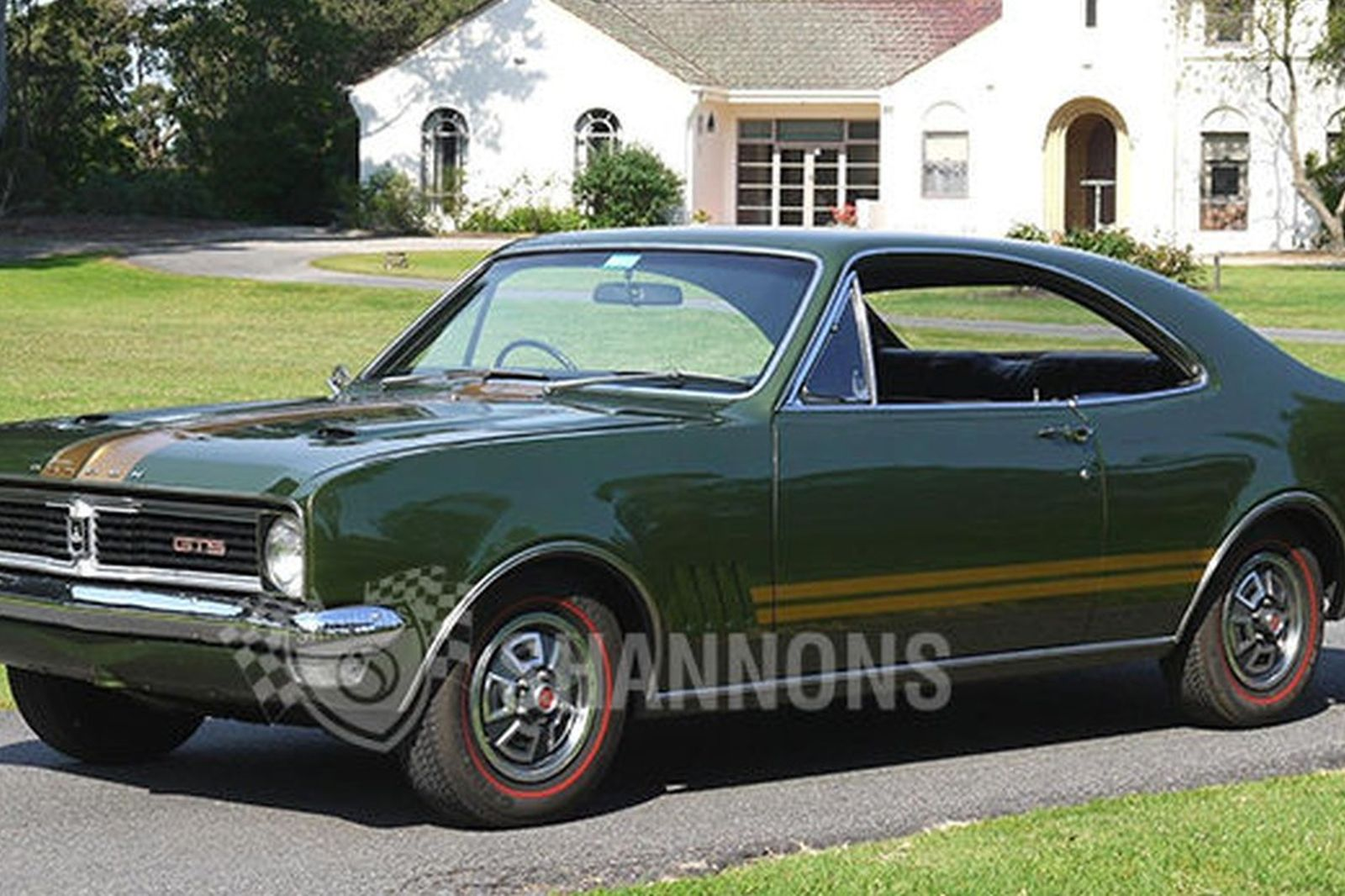Holden Ht Gts Monaro 186s Coupe Auctions Lot 14 Shannons