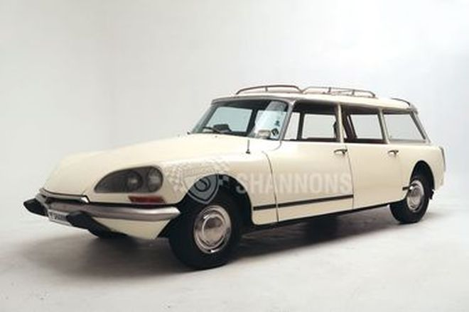 Citroën ID21 Safari Wagon