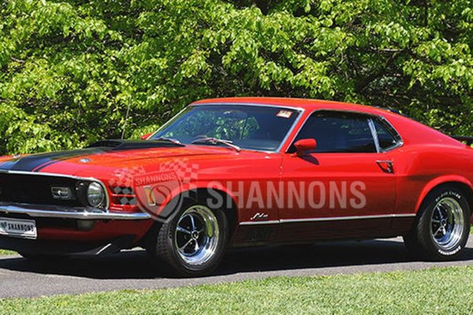 Sold Ford Mustang Mach 1 351 Fastback Rhd Auctions Lot 23 1969 2