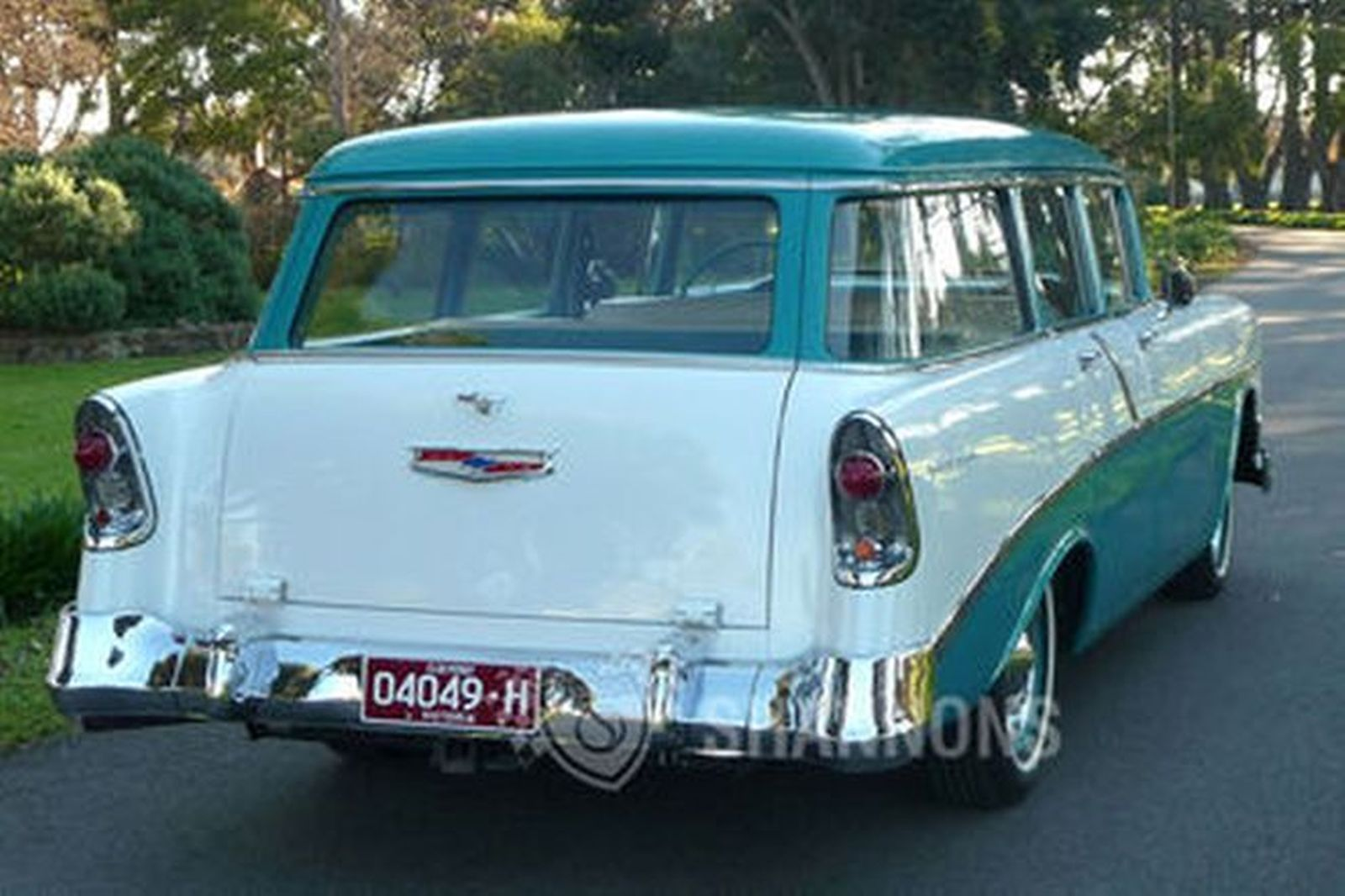 Chevrolet 210 Station Wagon (LHD) Auctions - Lot 11 - Shannons