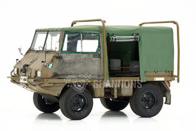 Puch Steyr Haflinger 700AP Utility