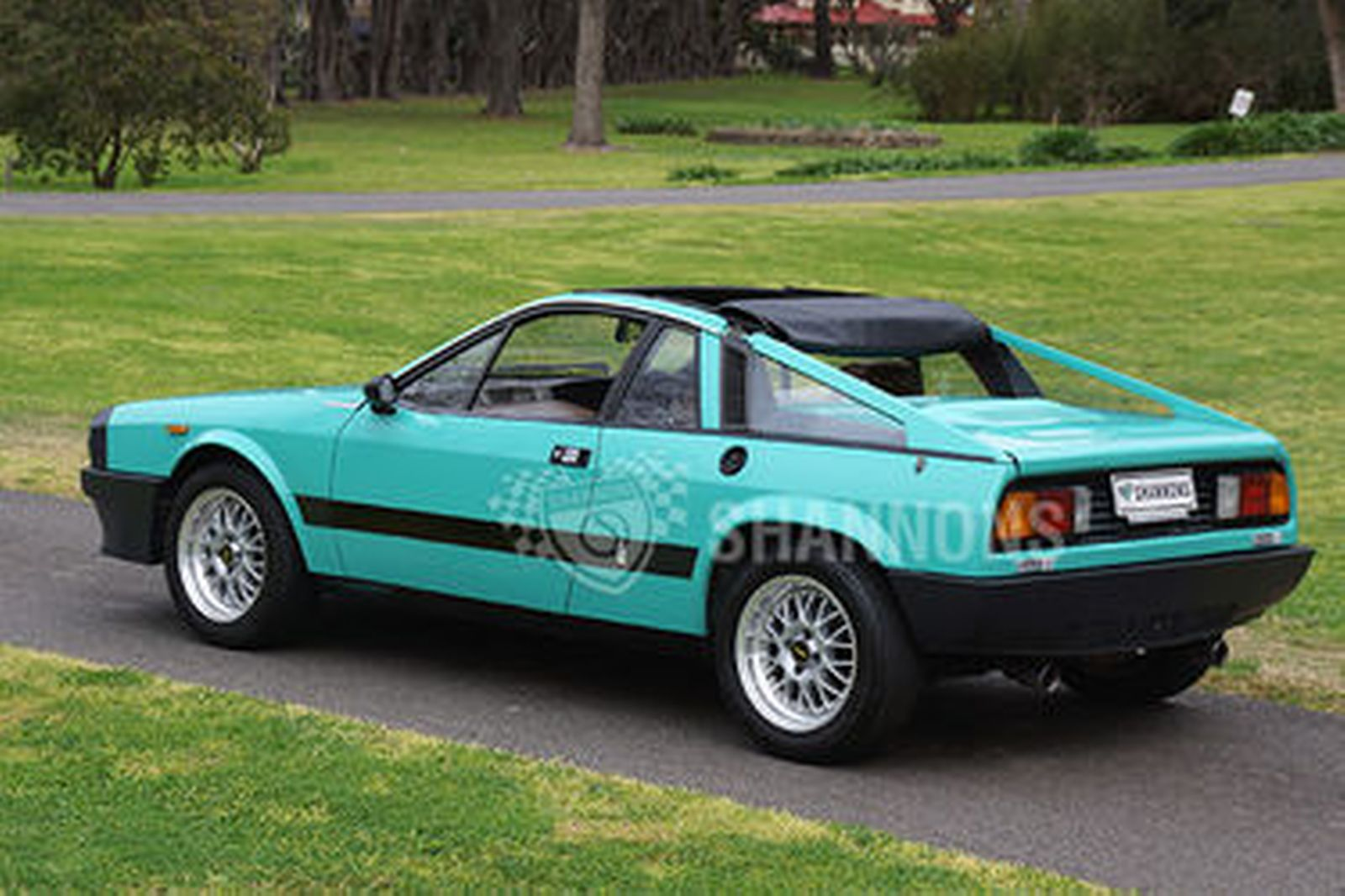 sold lancia montecarlo mki coupe rhd auctions lot 16 shannons. Black Bedroom Furniture Sets. Home Design Ideas