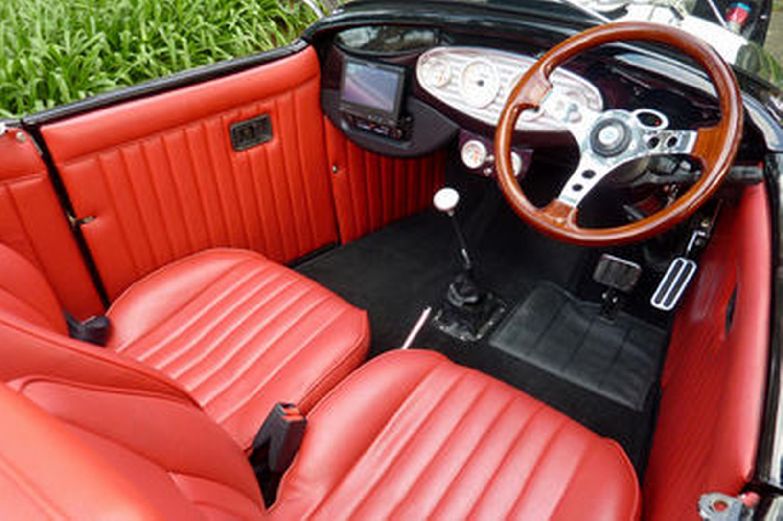 Ford 'Hot Rod' Roadster Utility 'Replica' (RHD)