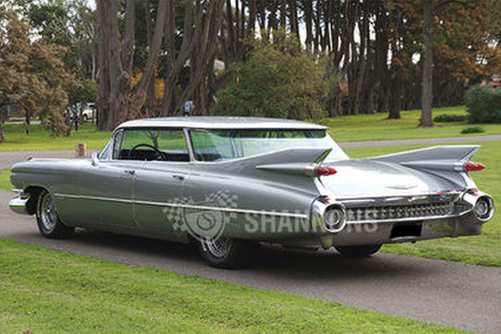 Cadillac Series 62 'Flat Top' 4-Door Sedan (LHD) Auctions ...