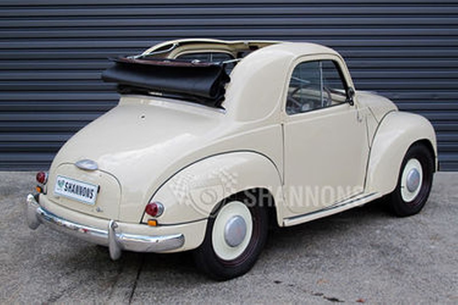 sold fiat 500c 39 topolino 39 cabriolet auctions lot 17 shannons. Black Bedroom Furniture Sets. Home Design Ideas
