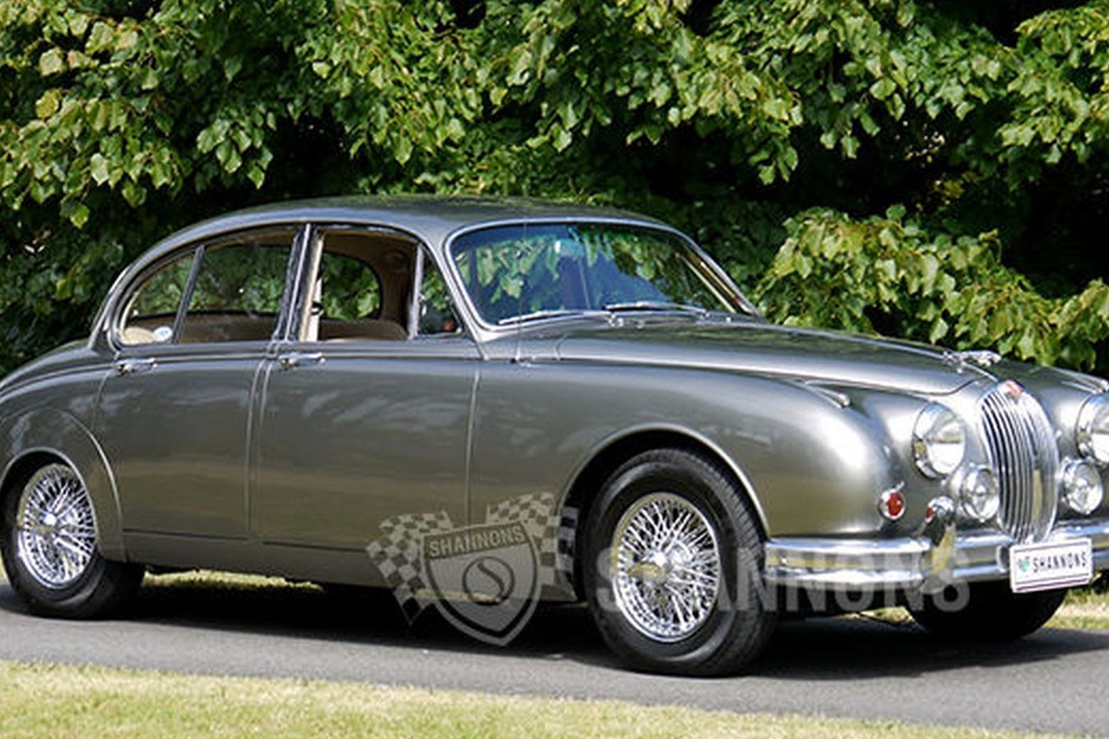 sold jaguar mkii 3 4 saloon auctions lot 10 shannons. Black Bedroom Furniture Sets. Home Design Ideas