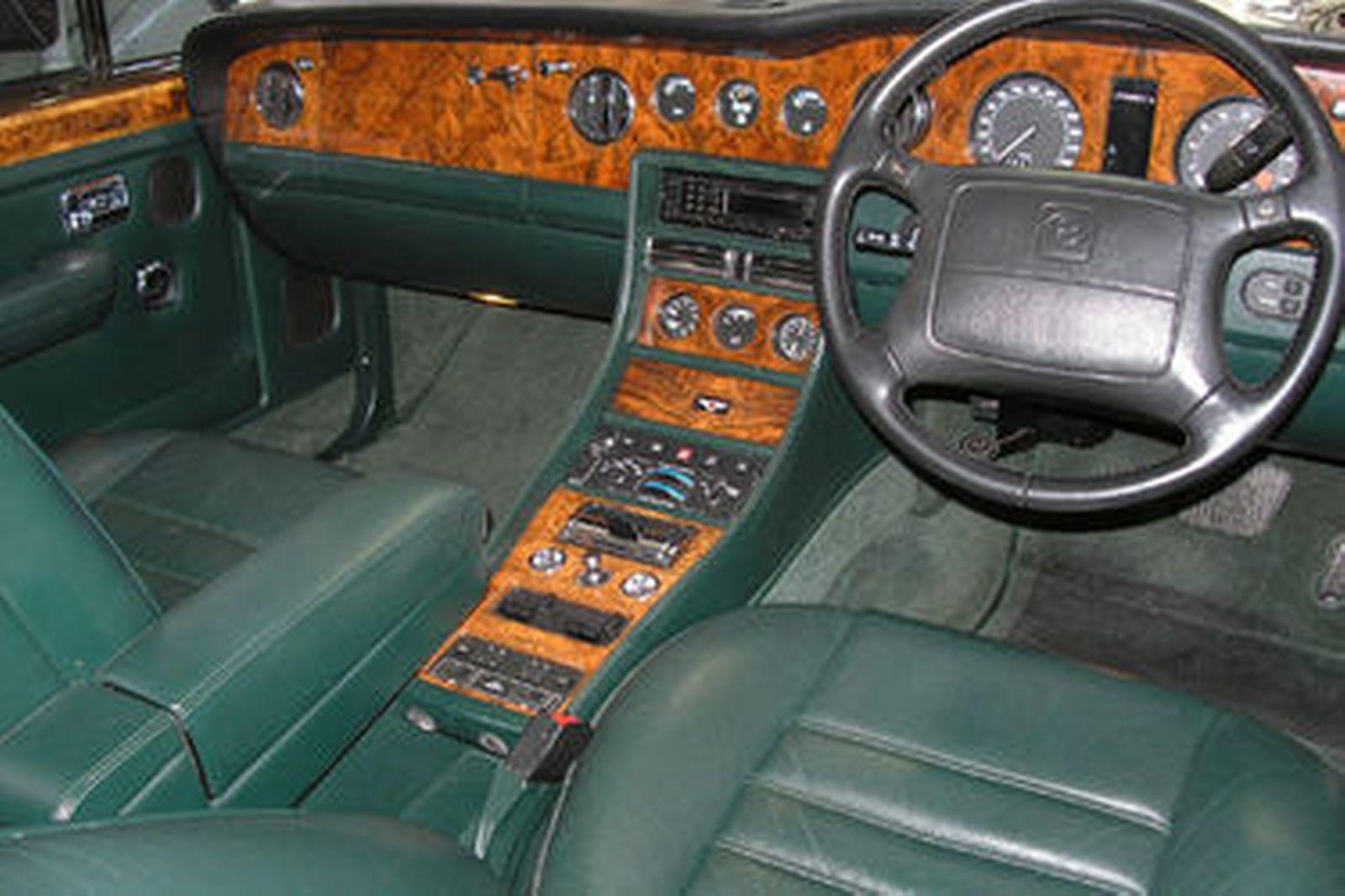 Bentley mulsanne s saloon