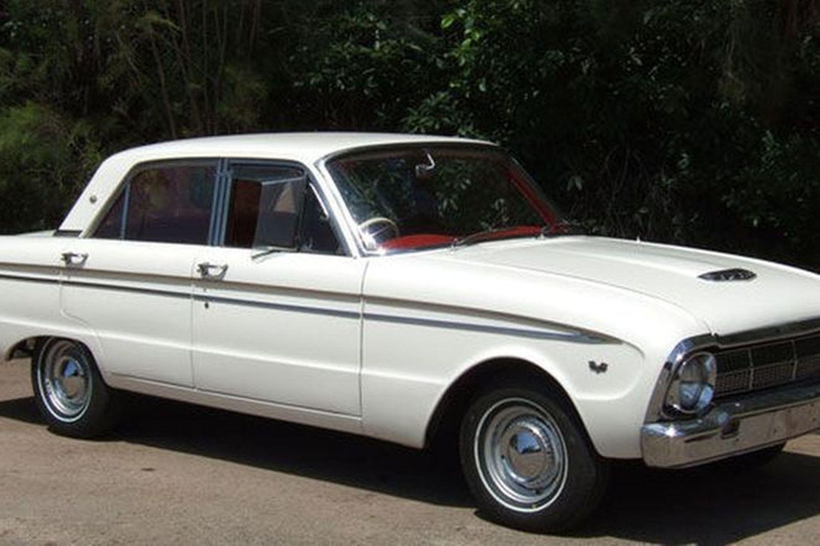 1964 ford falcon 4 door find used 1964 ford falcon 4 door 170 special - Ford Xm Falcon Futura Sedan