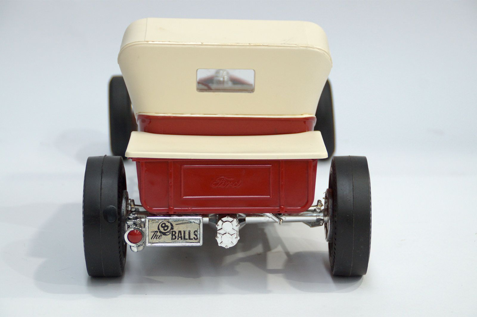 Ford T Bucket (Plastic Model Car)