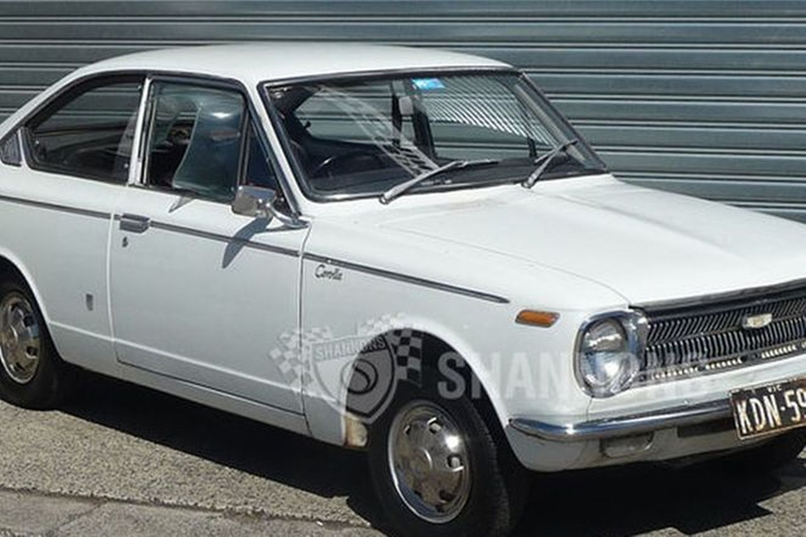 Sold Toyota Corolla Ke15 Sprinter Coupe Auctions Lot 1