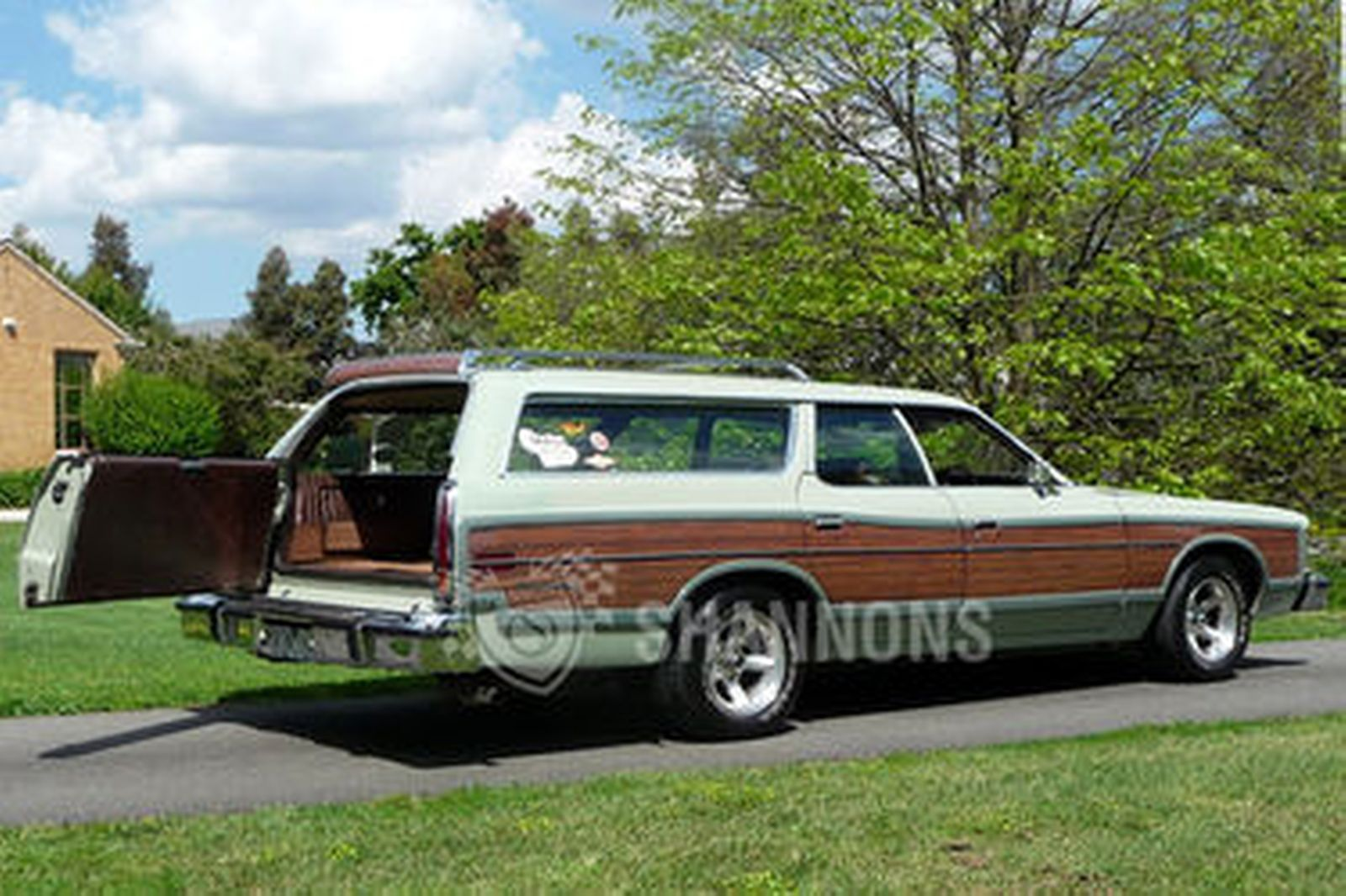 Ford Ltd Country Squire Station Wagon Rhd Auctions Lot