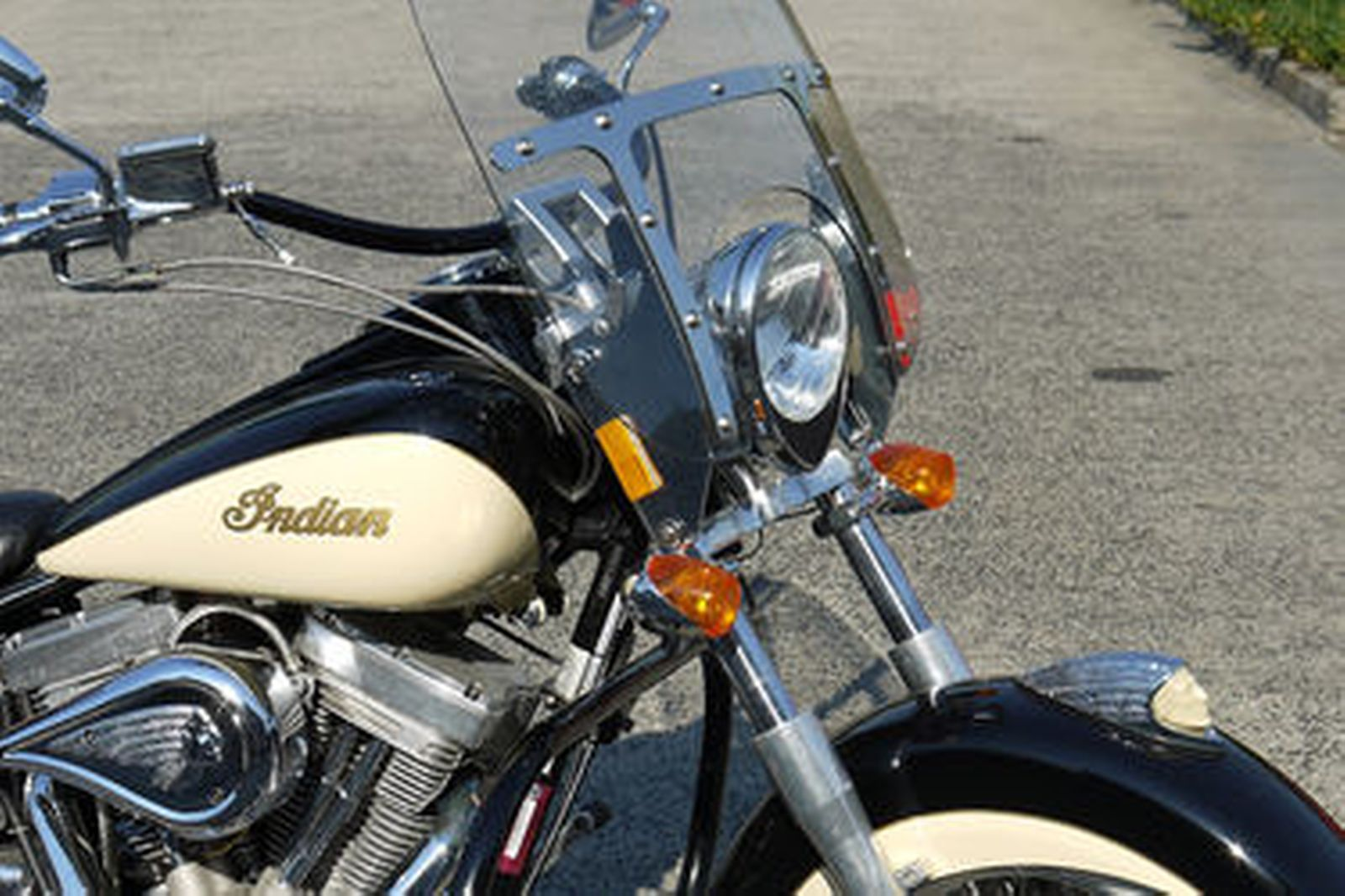 Indian Sprint Chief 88ci Motorcycle
