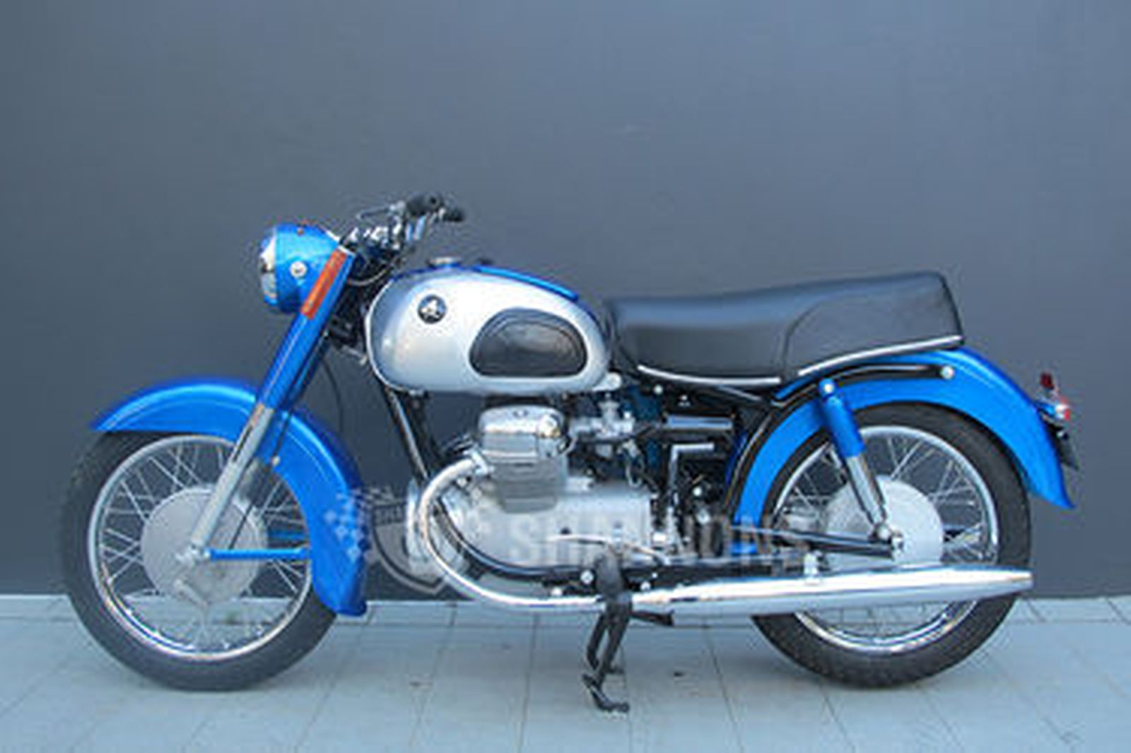 Sold: Marusho Lilac 250cc Motorcycle Auctions