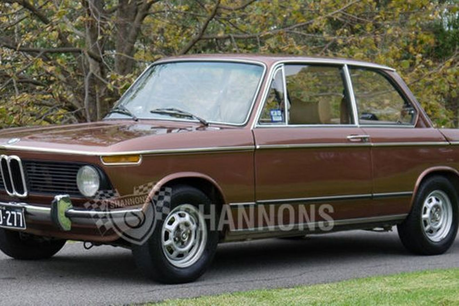 sold bmw 2002 coupe auctions lot 41 shannons. Black Bedroom Furniture Sets. Home Design Ideas