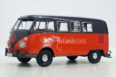 Volkswagen Kombi 'Split Window' Van