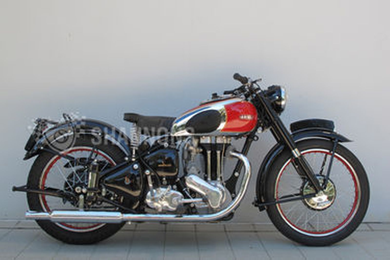 Sold: Ariel Red Hunter 500cc Single Motorcycle Auctions ...