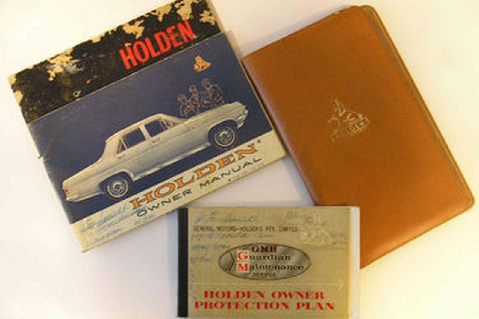 Holden HD Premier Sedan
