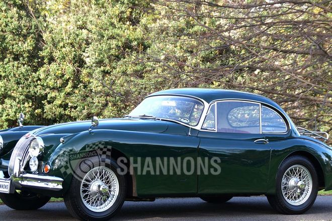 Jaguar XK150 Fixed Head Coupe (RHD)
