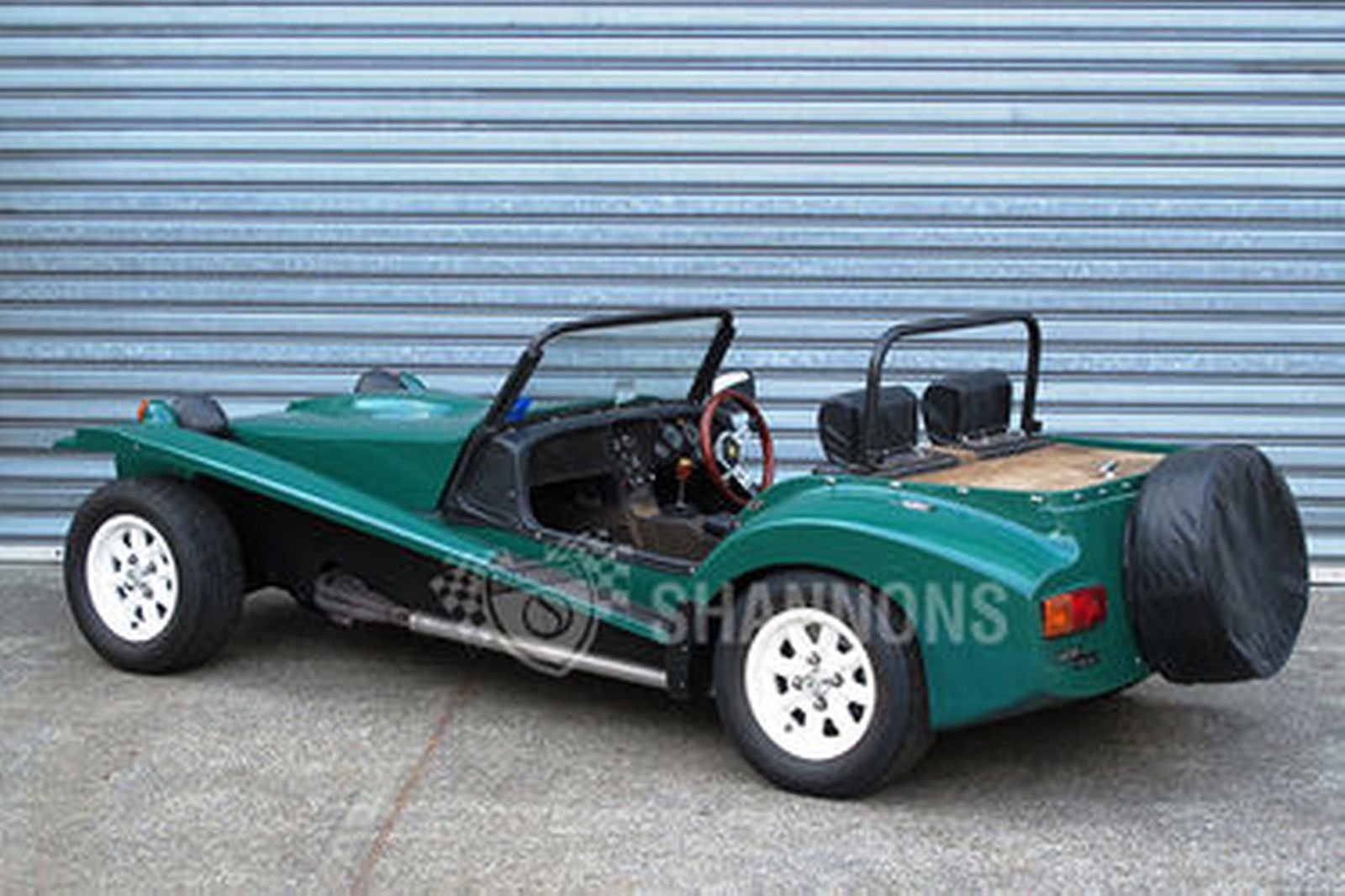 sold lotus super seven mk iv clubman auctions lot 5 shannons. Black Bedroom Furniture Sets. Home Design Ideas