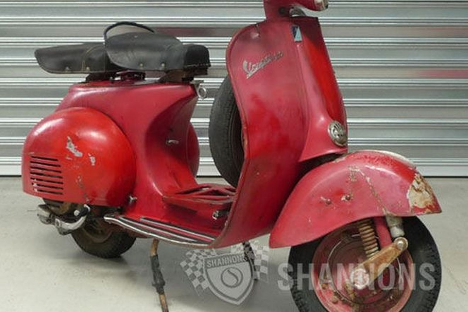 Vespa 150 GL Scooter (Project)